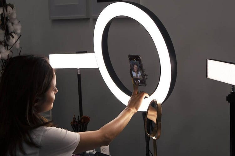 Lighting Gear for Online Courses
