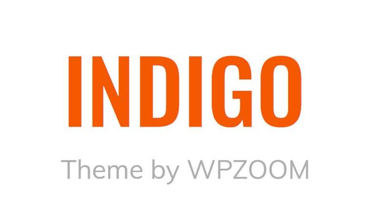 indigo theme for wordpress