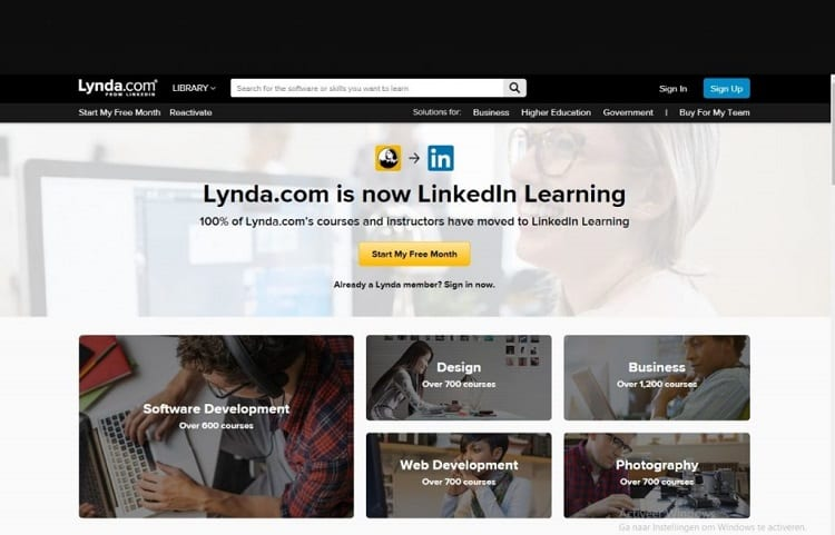 lynda pros and cons