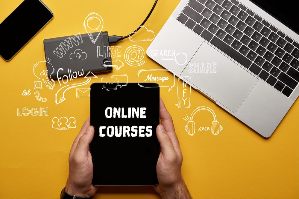Do i need to hire professionals to make a course