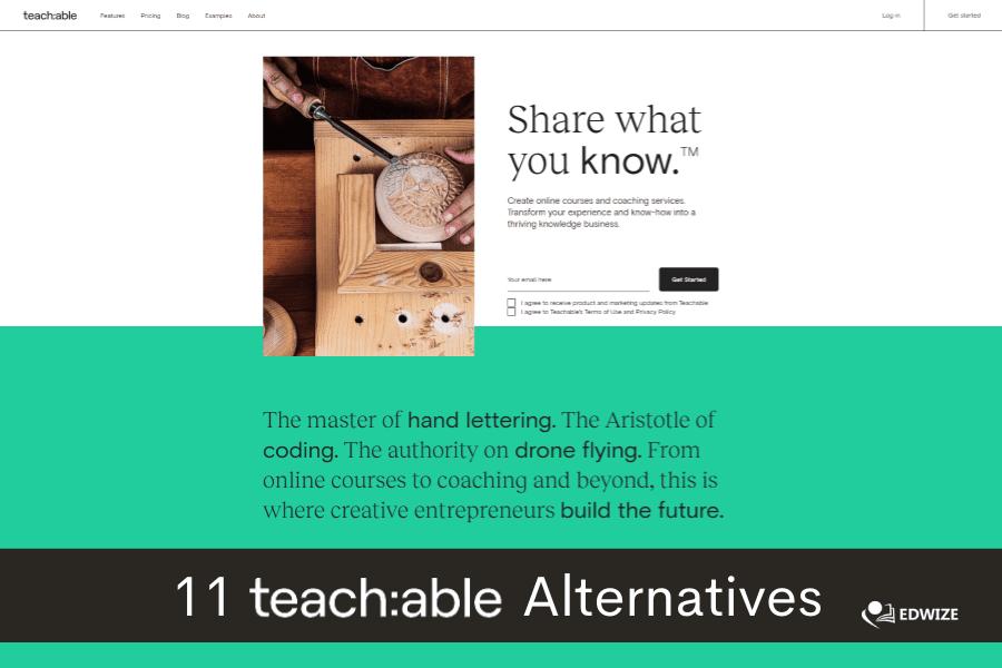 11 Teachable Alternatives