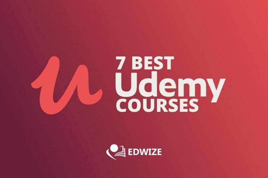 7 Best Udemy Courses