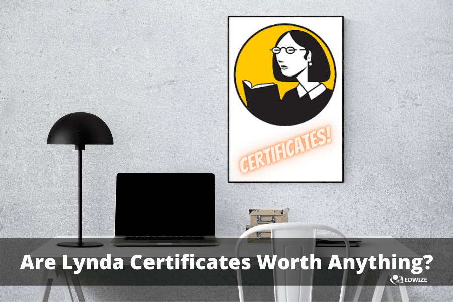 Are Lynda Certificates Worth Anything