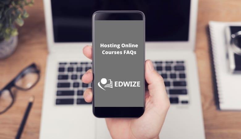 Hosting Online Courses FAQs