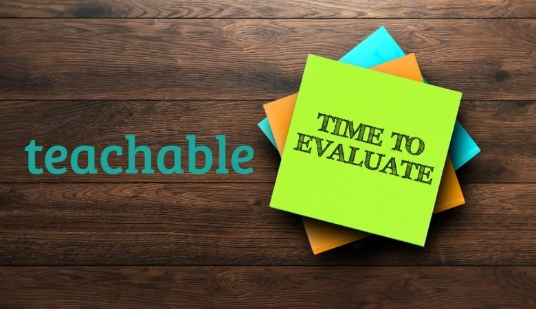 Teachable - Time To Evaluate