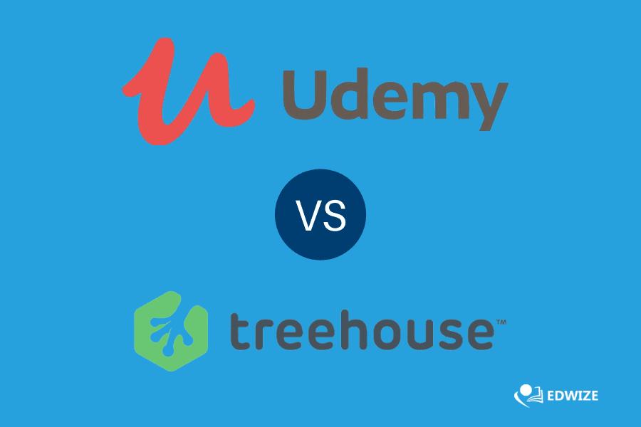 Udemy vs Treehouse
